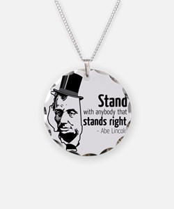 Stand Necklace