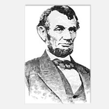 President Lincoln Postcards (Package of 8)