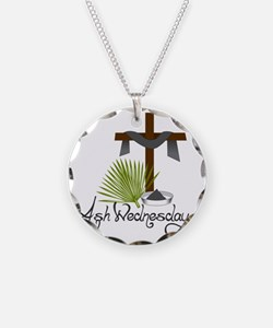 Ash Wednesday Necklace
