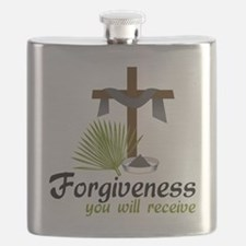 Forgiveness You Will Receive Flask