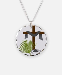 Forgiveness Cross Necklace