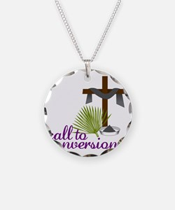 Call To Conversion Necklace