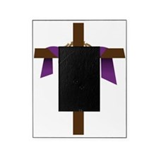 Season Of Lent Cross Picture Frame