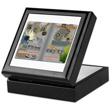 Cute Digital book Keepsake Box