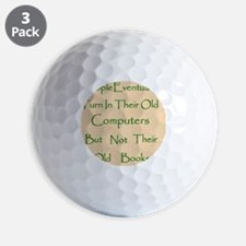 Mens Wallet Golf Ball