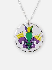 Mardi Gras Party Necklace