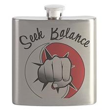 Seek Balance Flask