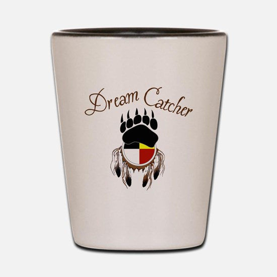 Dream Catcher Shot Glass