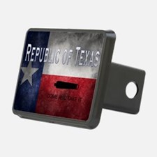 Republic of Texas Hitch Cover
