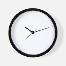 dogBeers1B Wall Clock