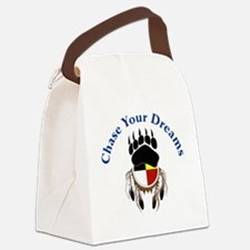 Chase Your Dreams Canvas Lunch Bag