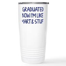 smartAndStuff1E Travel Mug
