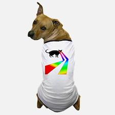 Kitty Cat with Laser eyes shirt Dog T-Shirt