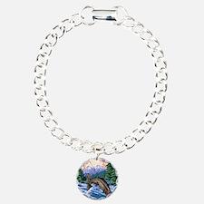 Mountain Trout Fisherman Bracelet
