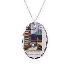 Read Write Necklace