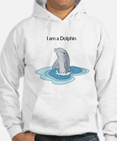 I am a Dolphin Hoodie