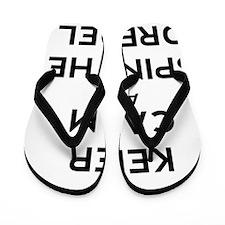 Keep Calm and Spin the Dreidel Flip Flops