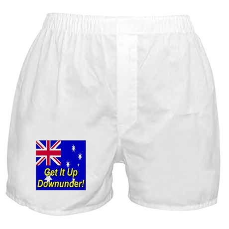 Get It Up Downunder Boxer Shorts