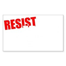 Resist! Decal