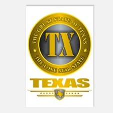 Tex Postcards (Package of 8)