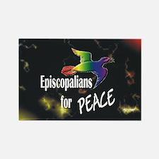 Episcopalians for Peace Rectangle Magnet