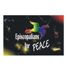 Episcopalians for Peace Postcards (Package of 8)