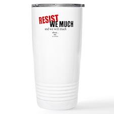 Resistance! Travel Mug