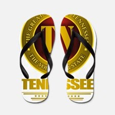 Tennessee Gold Label Flip Flops