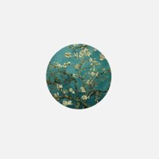 Van Gogh Almond Branches In Bloom Mini Button