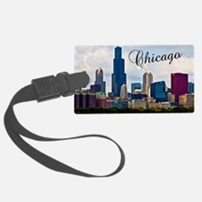 Chicago_4.25x5.5_NoteCards_Skyli Luggage Tag