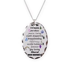 Liberal Me Necklace