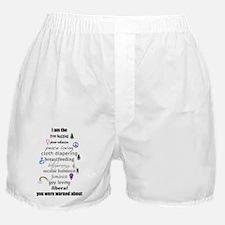 Liberal Me Boxer Shorts