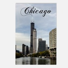 Chicago_5.5x8.5_Journal_S Postcards (Package of 8)