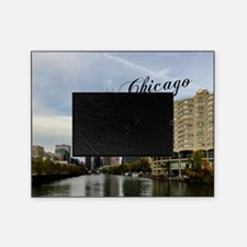 Chicago_10X8_puzzle_mousepad_Skyline Picture Frame