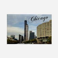Chicago_10X8_puzzle_mousepad_Skyl Rectangle Magnet