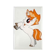 DTrace Cute Pony Rectangle Magnet