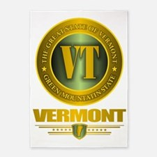 Vermont Gold Label 5'x7'Area Rug