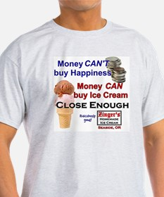 Money and Happiness T-Shirt
