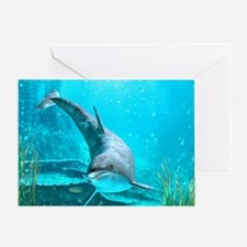 d_kids_all_over_828_H_F Greeting Card