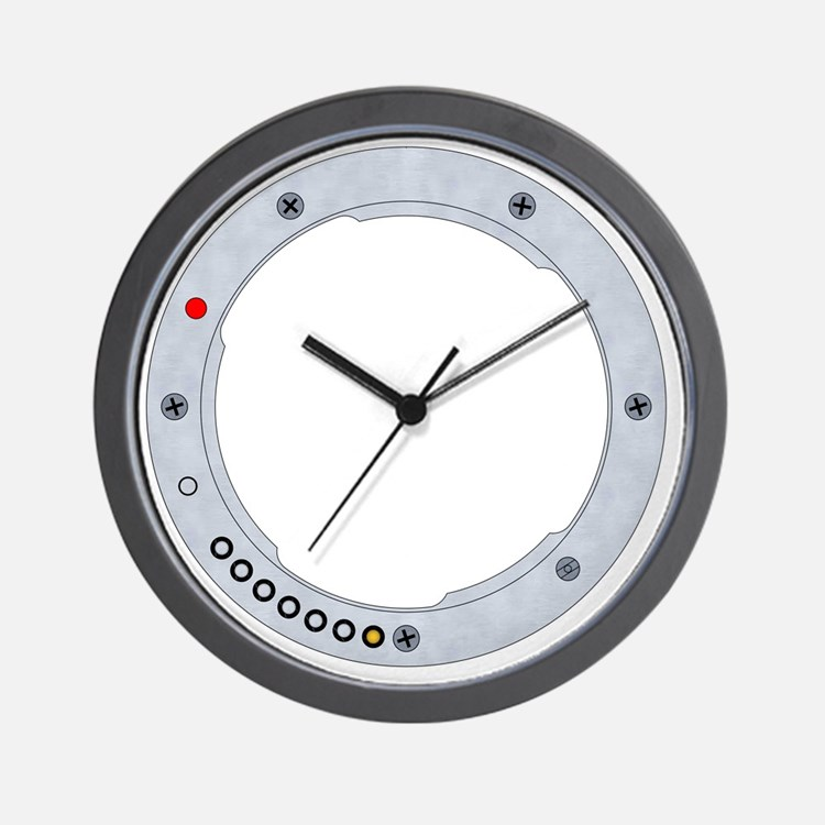 Pentax K mount Wall Clock