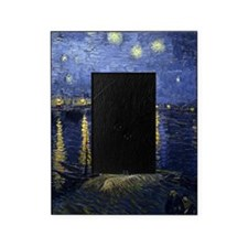 Van Gogh Starry Night Over Rhone Picture Frame