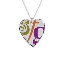 sfgh clipboard Necklace