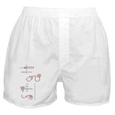 iphone 5 sfgh tools Boxer Shorts