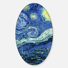 Van Gogh Starry Night Decal