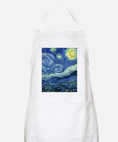 Van Gogh Starry Night Apron