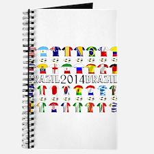 Football Shirts Journal