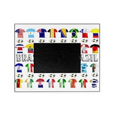 Football Shirts Picture Frame