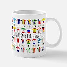 Football Shirts Mugs