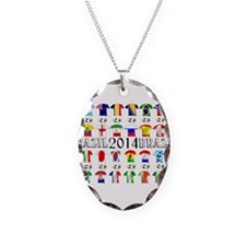 Football Shirts Necklace