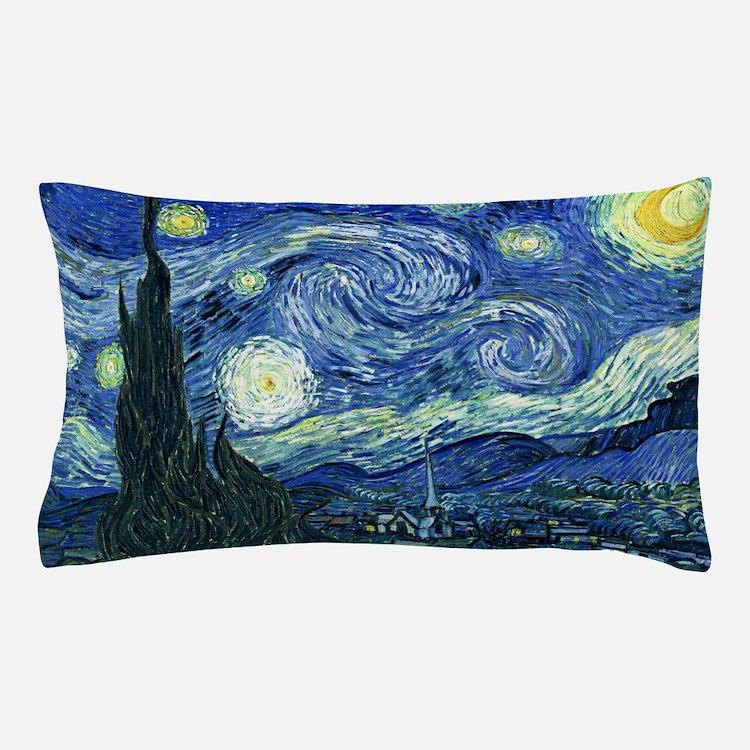 color schemes idea of van gogh starry night bedroom